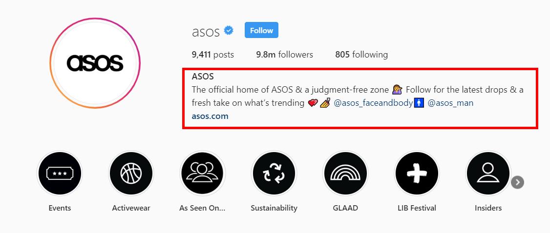 Asos on Instagram