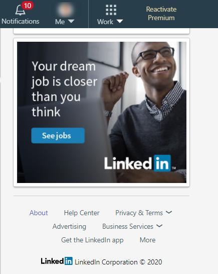 Jobs ads