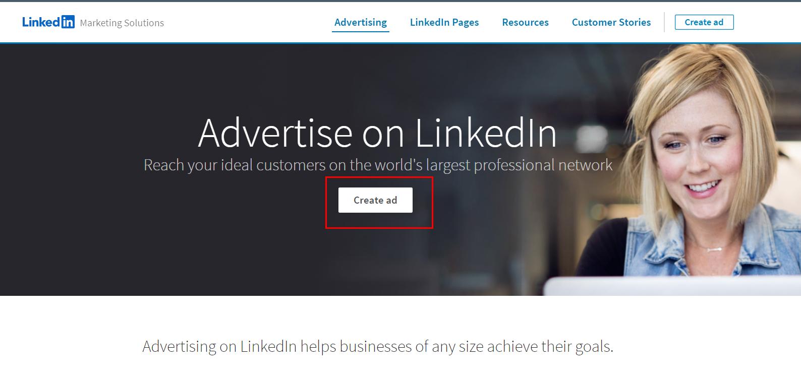 Платформа LinkedIn Marketing Solutions