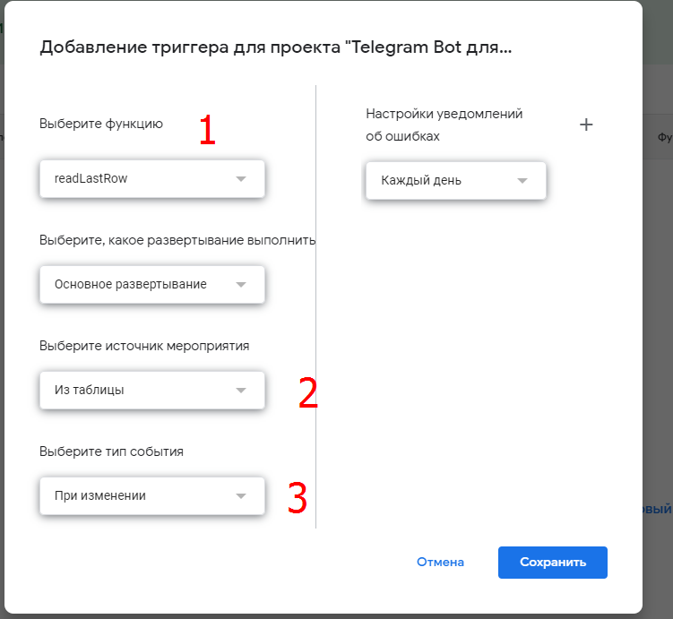 Как создать чат-бот в Телеграм